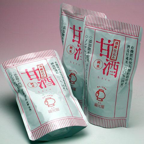 酒蔵仕込み 純米 甘酒 150g 242円