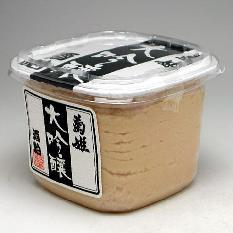 菊姫 大吟醸粕 1kgパック入り 840円