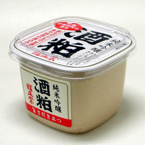 福正宗純米吟醸酒粕450gパック入り 368円