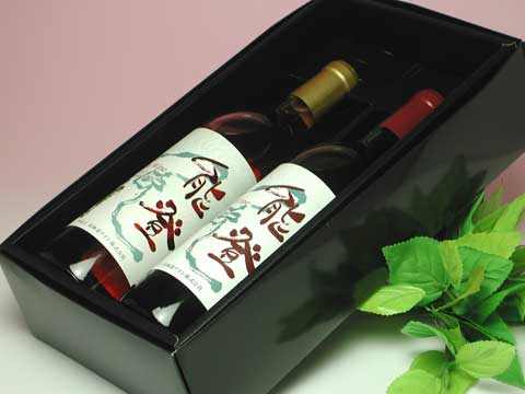 母の日のプレゼントに、能登ワインセット