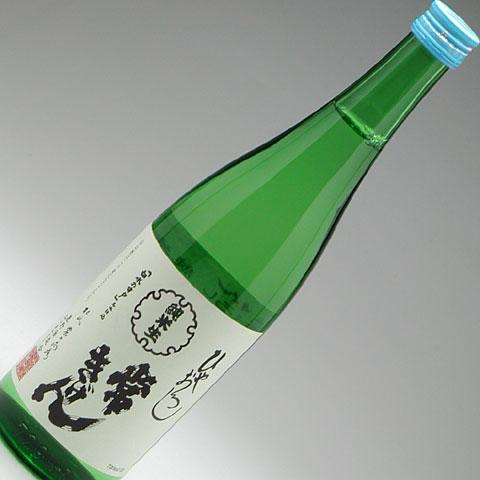 常きげん 純米生詰 ひやおろし 720ml 1,470円 / 1800ml 2,940円