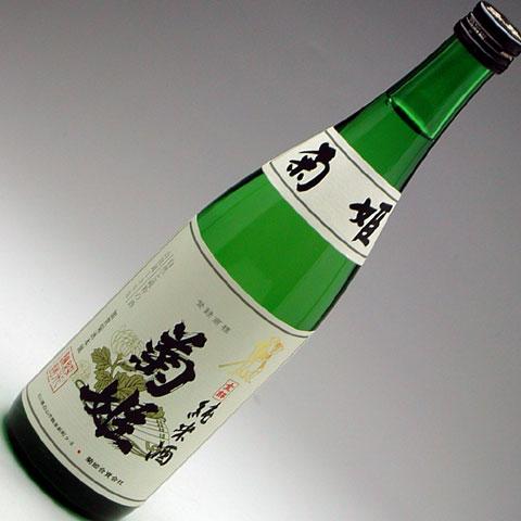 菊姫 金剱(きくひめきんけん)720ml 1,400円 / 1800ml 2,900円
