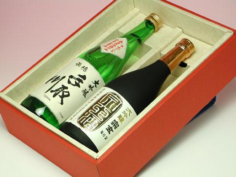 金賞受賞大吟醸酒 詰合 9,800円
