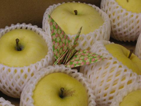 川原農産の特産りんご『王鈴』おいしいです