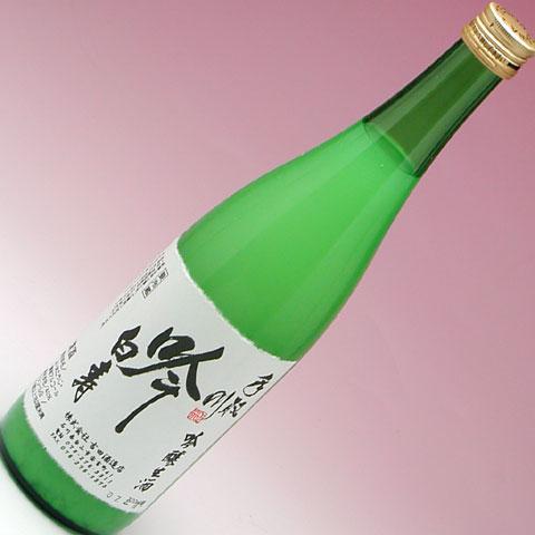 吟醸おり酒 手取川 吟醸生酒 吟白寿 720ml 1,529円