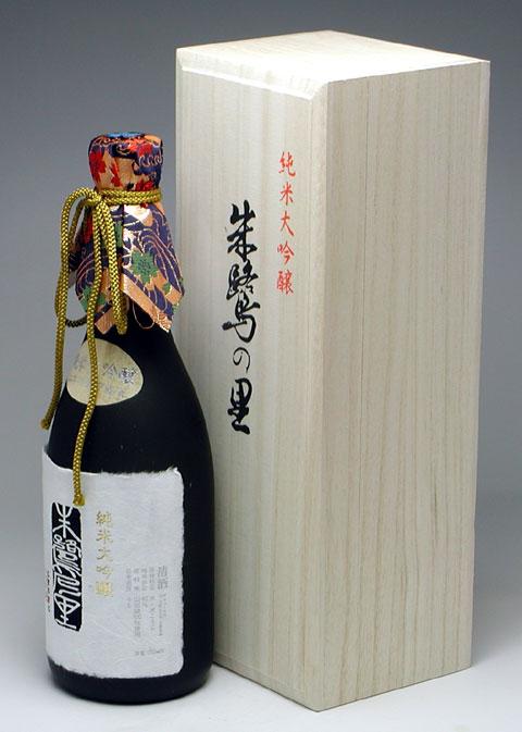 純米大吟醸 朱鷺の里(ときのさと)720ml 5,250円 / 1800ml 10,500円 <消費税込価格>