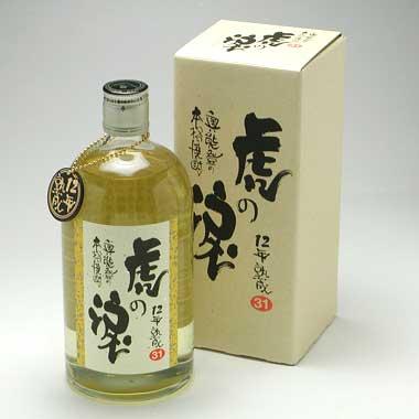 奥能登の本格麦焼酎<虎の涙>…阪神フアンには欠かせません。
