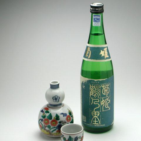 菊姫 山廃純米酒 鶴乃里 720ml 2,100円 / 1800ml 4,200円<br />