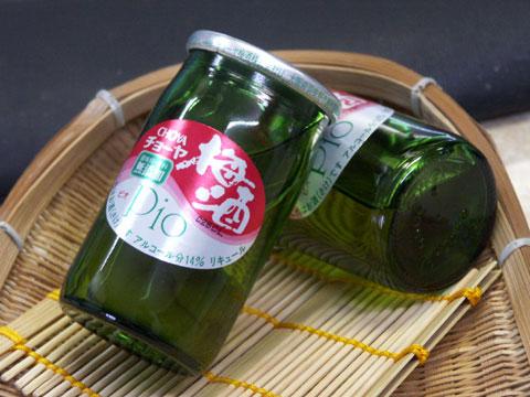 チョーヤ梅酒ピオ 105円