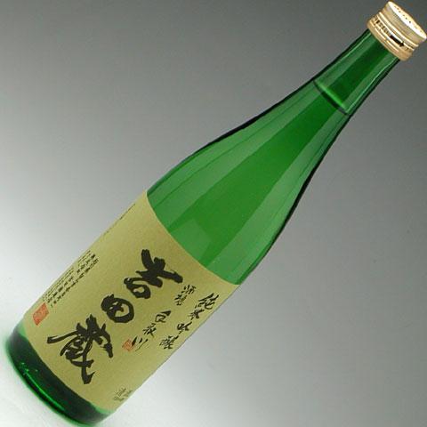 手取川 純米吟醸 吉田蔵 720ml 1,575円